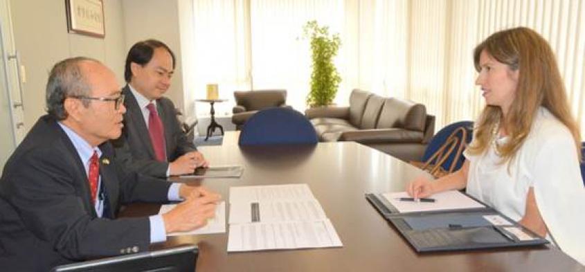Lei de Migração - Câmara de Comércio e Indústria Japonesa do Brasil