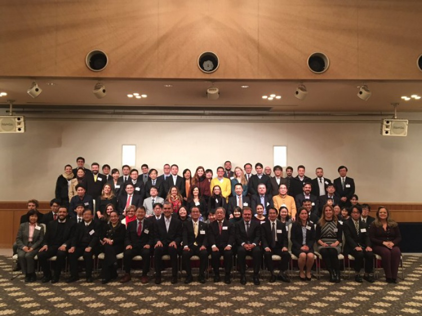 Brazil-Japan Litigation and Society Seminar 2018